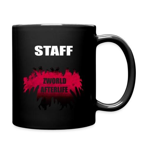Zworld STAFF Black - Mug uni