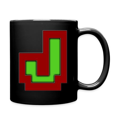 Stilrent_J - Ensfarvet krus