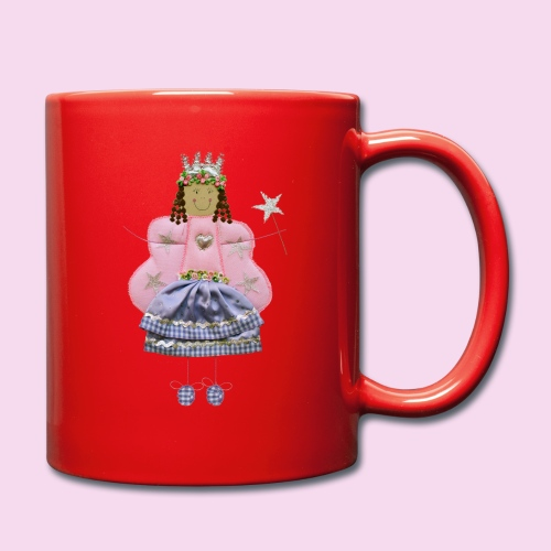 Airy Fairy Lavender - Full Colour Mug