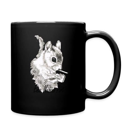 Ecureuil la clope - Mug uni