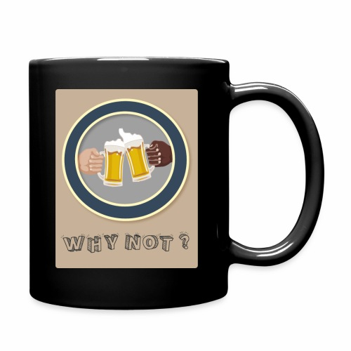 WHY NOT ? (WN) - Mug uni