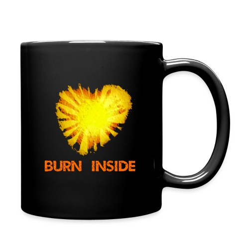 Burn inside - Tazza monocolore