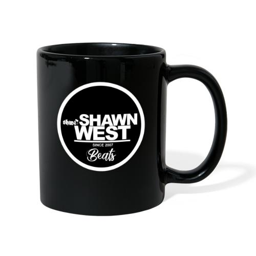 SHAWN WEST BUTTON - Tasse einfarbig