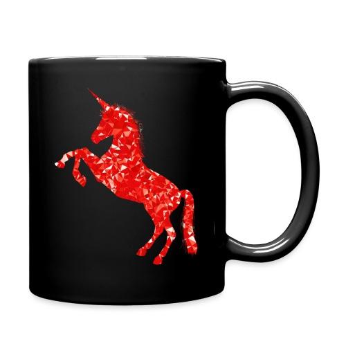 unicorn - Tasse einfarbig