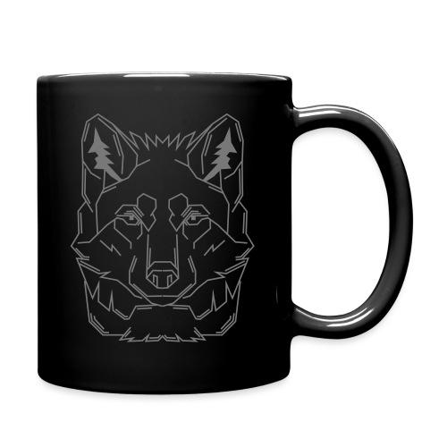Grey Wolf - Tasse einfarbig