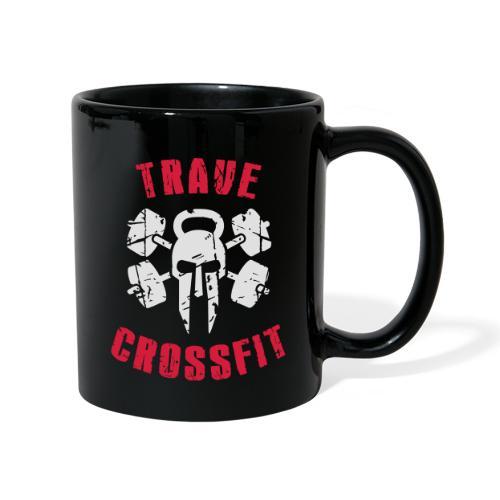 Trave Crossfit V1 - Tasse einfarbig