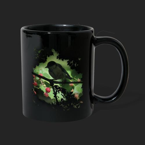 Petit oiseau dans la forêt - Mug uni
