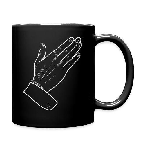 Hand V - Full Colour Mug