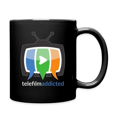 Logo Telefilm Addicted - Tazza monocolore