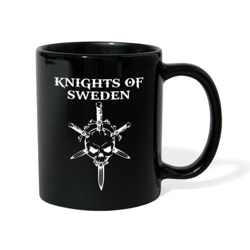 Knights of Sweden - Enfärgad mugg