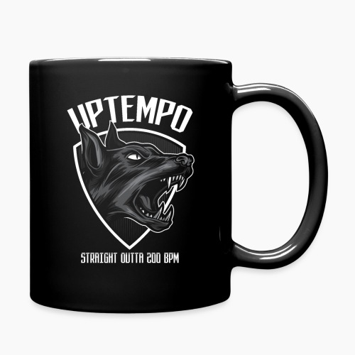 Uptempo - Straight Outta 200 BPM - Full Colour Mug