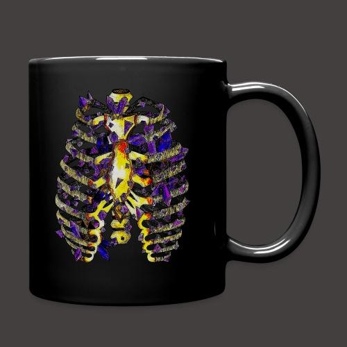La Cage Thoracique de Cristal Creepy - Mug uni