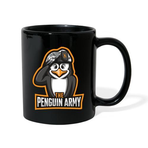 The Penguin Army Logo - Tasse einfarbig