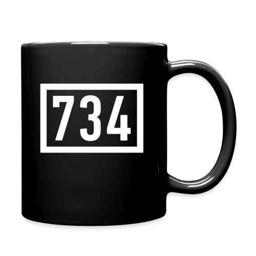 734 - Refill - Tasse einfarbig