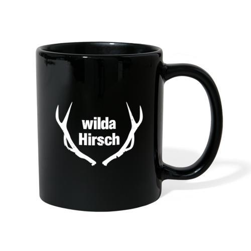 Wilda Hirsch - Tasse einfarbig