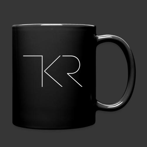 TKR Logo Black - Full Colour Mug