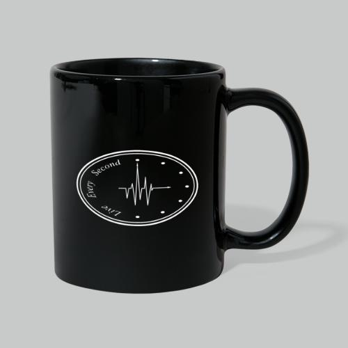 Heartbeat Clock - Full Colour Mug