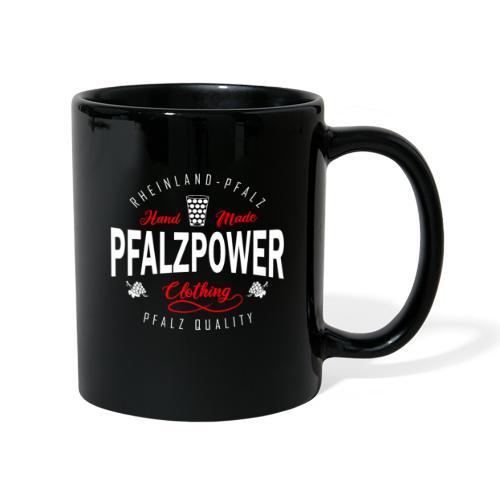 Pfalzpower Pfälzer Weinfest - Tasse einfarbig