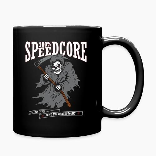 100% Speedcore - Don't F*ck With The Underground - Full Colour Mug