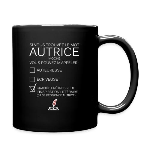 Autrice - Mug uni