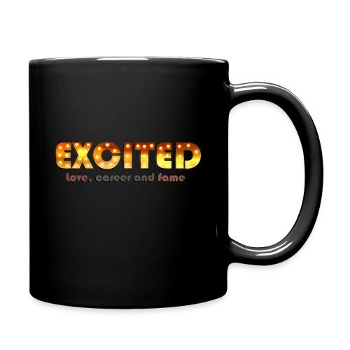 EXCITED LOGO - Full Colour Mug