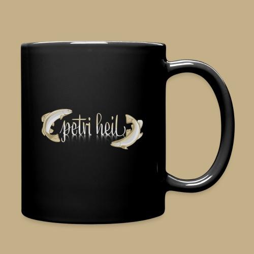 Petri Heil - Tasse einfarbig