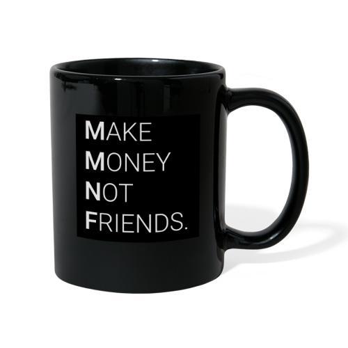 Creando Dinero sin amigos - Taza de un color