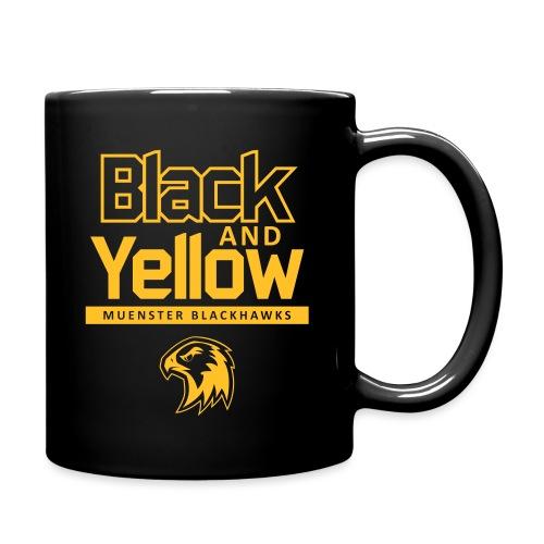 Blackhawks A. Football - Tasse einfarbig