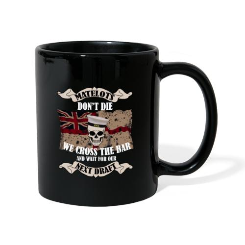 Cross the Bar - Full Colour Mug