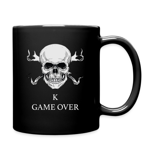 K GAME OVER - Tazza monocolore