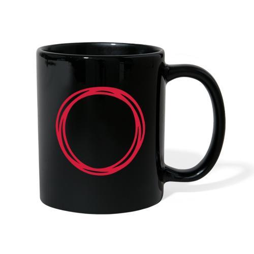 Circles and circles - Full Colour Mug