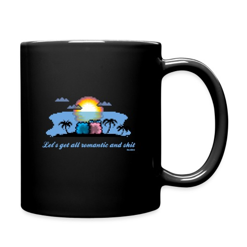 Beach Romantic - Tasse einfarbig