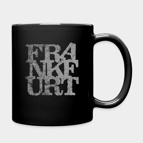 Frankfurt - Tasse einfarbig