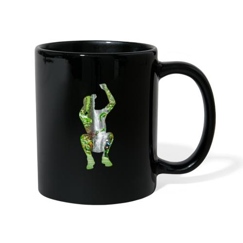 Jump into Adventure - Tasse einfarbig