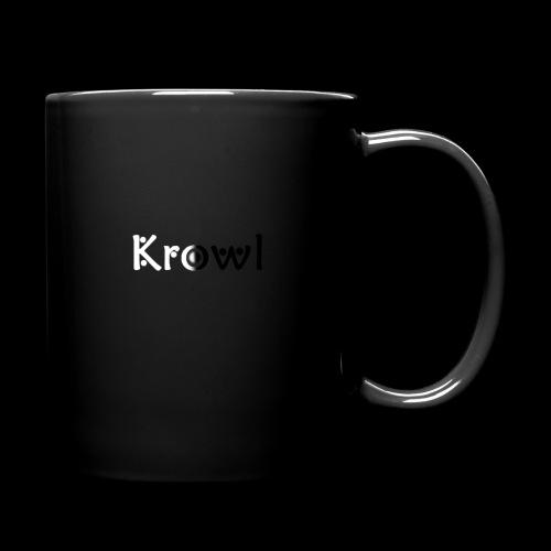 Krowl 1st Yin & Yang Design - Mug uni
