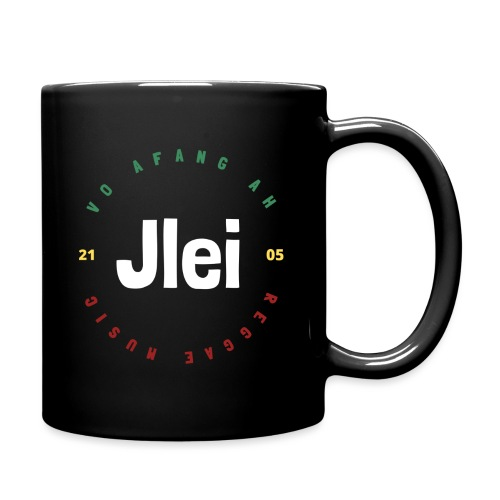 Jlei Logo Vo Afang Ah - Tasse einfarbig