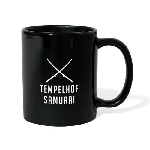 Tempelhof Samurai - Tasse einfarbig