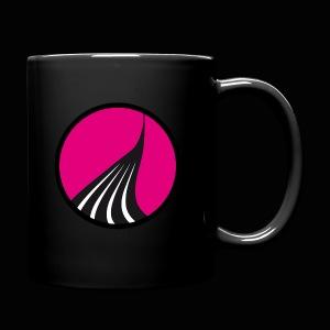 Logo cercle magenta - Mug uni