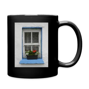Cashed Cottage Window - Full Colour Mug