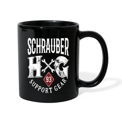 HG 93 Schrauber - Tasse einfarbig
