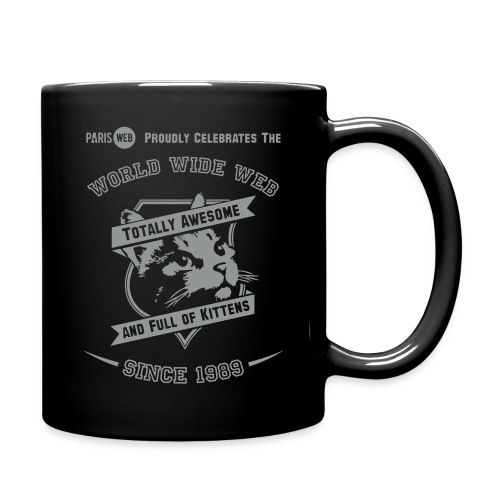 awesome & full of kittens - Mug uni