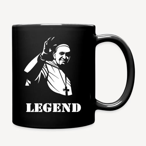 Pope Francis - Legend - Full Colour Mug