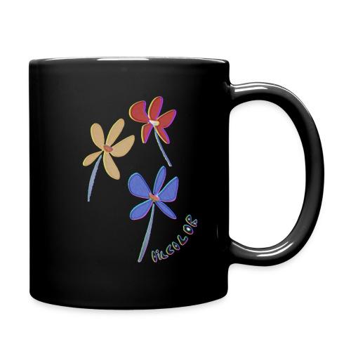 flowers - Full Colour Mug
