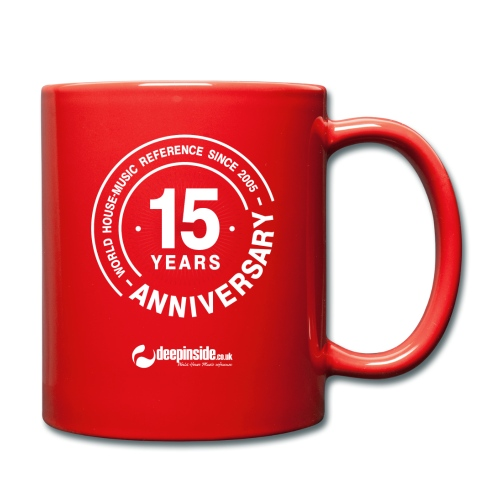 15 Years Anniversary (Limited 2020 Edition) - Full Colour Mug