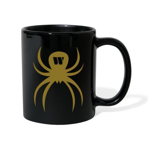 Spider gold - Tasse einfarbig
