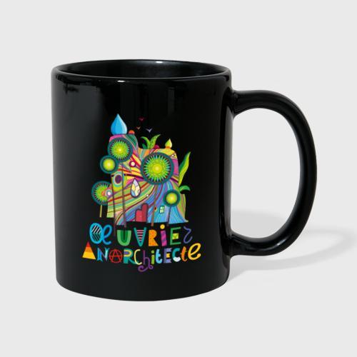 Anarchitecte - Mug uni