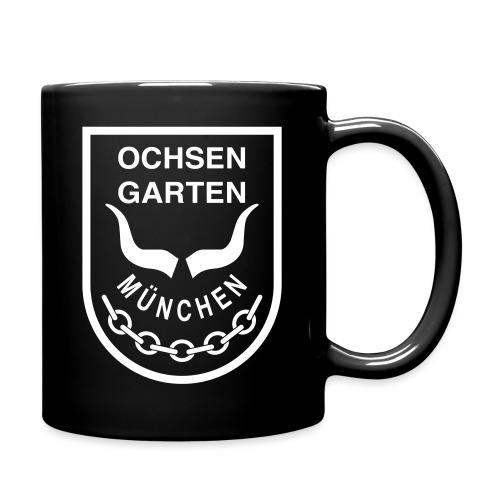 Ochsen Logo - Tasse einfarbig