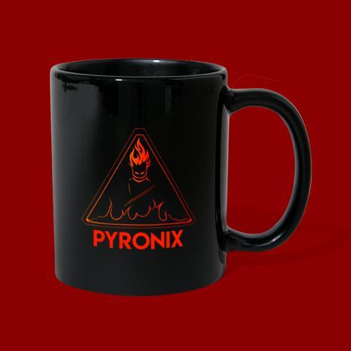 Pyronix rouge - Mug uni