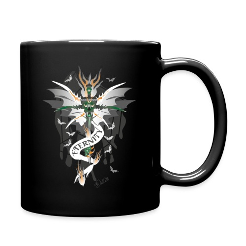 Dragon Sword - Eternity - Drachenschwert - Tasse einfarbig