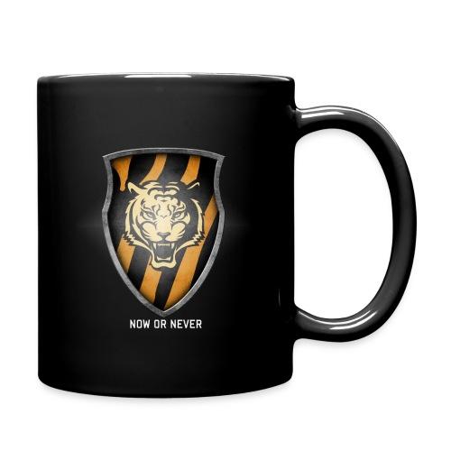 Tiger Plt Big Shield Whit - Full Colour Mug